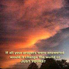 Whatever you ask in prayer, you will receive, if you have faith. Matthew 21:22 ESV When you ask, you don't get it because your motives are all wrong—you want only what will give you pleasure. James 4:3 NLT