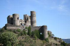 château de Domeyrat. Auvergne