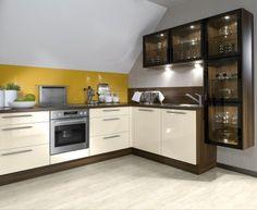 Moderní designová kuchyně Romy. Kuchyně a spotřebiče jedné značky - gorenje. #kuchyně #design #interiér #domov #gorenje
