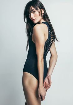 annabelle harbison | Chic Management For Your Eyes Only, Bodysuit, One Piece, Chic, Face, Swimwear, Management, Beauty, Tops