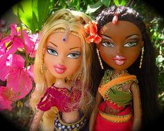 """ipernity: 160/365 - MGA Bratz """"Genie Magic"""" Series: Cloë and Sasha ..."""
