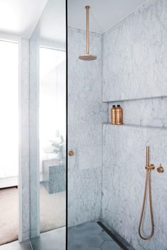 Creating a beautiful bathroom is all about the details. If you're thinking about remodeling and crave a modern look, consider incorporating some of these thirte