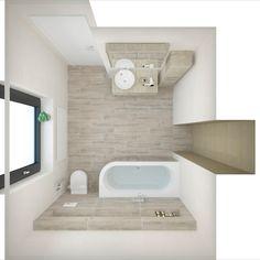 Obklady Royal Place a dlažba Laroya #koupelnygres #3ddesign #bathroomdesign #bathroomvisualization #tubadzin #royalplace #cerrad #laroya Alcove, Bathtub, Bathroom, Standing Bath, Washroom, Bathtubs, Bath Tube, Full Bath, Bath