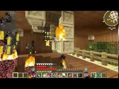 [Popularmmos - Minecraft ] CASTLE OF MUTANT GHASTS MISSION!