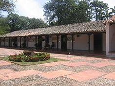 Casa de Francisco de Paula Santander, Villa del Rosario , Santander del Norte