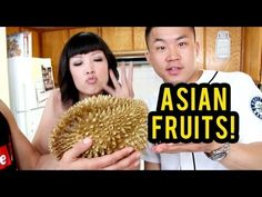 ▶ BEST ASIAN FRUITS! - YouTube Quite a good summary of the fruits and what they taste in here