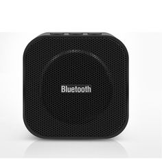 Classic 5W Subwoofer Bluetooth Speaker B9 Mini Portable Loudspeakers Support FM Radio TF Card AUX USB Input for Phone Computer