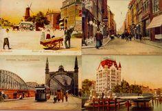 Rotterdam Destijds: Oud Rotterdam in Kleur