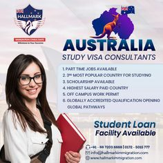 Want to study in Australia? Get the chance to study at the top universities in Australia with us. Our agents will help you to achieve your dreams. Australia Immigration, Top Universities, Part Time Jobs, Student Loans, Study Abroad, University, Dreams, Education, Onderwijs