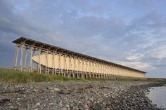 The Steilneset Memorial - National Tourist Routes In Norway - Picture gallery