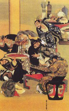 Katsushika 応為 -06- Guan Yu Warihiji view .jpg