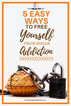 Okay, so maybe _easy_ is the wrong word _�sugar addiction�is real and many people struggle to cut down on their sugar consumption for this reason