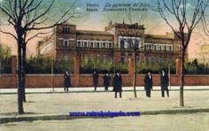 Булевард Мария Луиза - Варна някога - България в стари снимки и пощенски картички