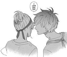 ★Hirunaka no Ryuusei★ Extra pages