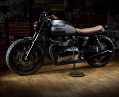 Lizard King by Macco Motors, Spain (via the Bike Shed)