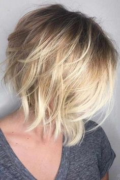 Layered Bob Hairstyles for All Hair Types ★ See more: http://lovehairstyles.com/layered-bob/