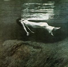 "Toni Frissell ""Lady in the Water"""