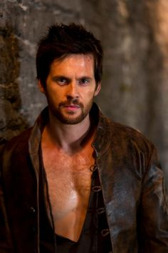 Da Vincis Demons: New photos via FOX TV UK | Tom Riley