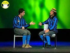 FICARRA e PICONE - Diciamoci la verità - Parte 12/13 Calciatori giocator...