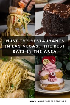 Looking for good eats in Las Vegas, Nevada?  Read about delicious eats in the area on the latest #nomtasticfoods guide.    #lasvegas #besteats #bestfoodvegas #vegasfood #vegasfoodies #lasvegas #travels #foodtravels