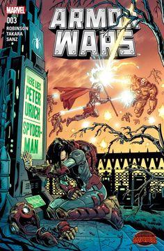 Armor Wars no. 3 (July 2015)