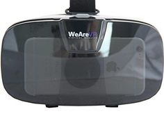WEAREVR Virtual Reality VR Headset 3D Glasses With Favorable Immersed Feeling And Interaction