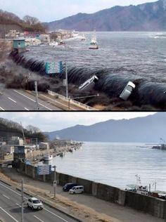 desastres naturales tsunami terremoto