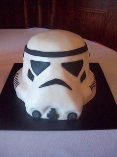 Star Wars Cake / 30 Rock / Liz Lemon