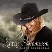 HAPPY HEARTBREAK by Kailey Swanson - Country Music Video - BEAT100