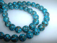Bronzed Turquoise