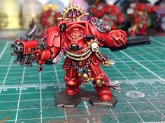 Space Hulk 2014  Brother Valencio  Painted by Rich Goss