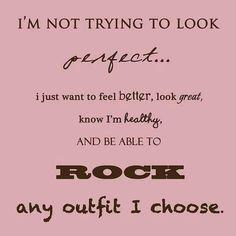 Rock it! #fitfluential