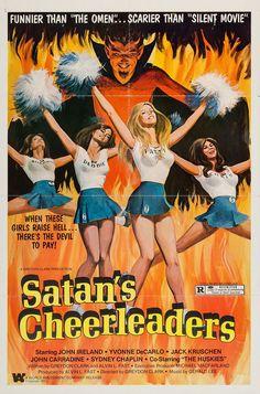 SATAN'S CHEERLEADERS (1977) Throwback ThursdayRetro-Review!
