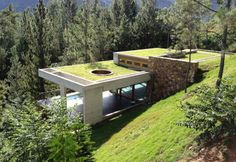 original architecture bioclimatique