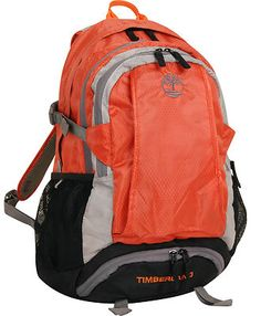 Timberland Sawyer 19 inch Backpack in Burnt Orange