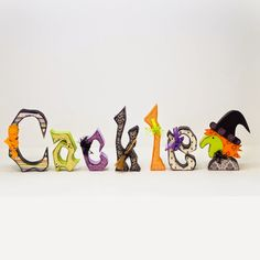 WOOD Creations: Halloween Crafts are Here!