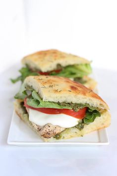 15 Healthy Summer Sandwiches - Primavera Kitchen