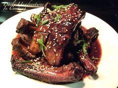 Slow Cooker Korean Ribs Recipe    http://www.dailyunadventuresincooking.com/2008/01/slow-cooker-korean-ribs.html/