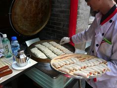 Xian Market Dumplings with Lamb - recipe