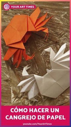 Paper Animals, Origami Animals, Paper Crafts Origami, Oragami, Origami Ball, Lovely Creatures, Diy Crafts Hacks, Origami Flowers, Paper Art