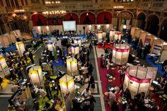 Salon JADDE 2011 - Grand Hall