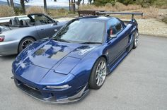 ADVANCE's NA1 NSX on Advan RS wheels stands the test of time on and offthe track…