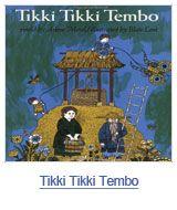 Tikki Tikki Tembo, retold by Arlene Mosel. Find it under E MOS.