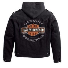 "Harley ""Carharrt"" #harleydavidsonleatherjackets"