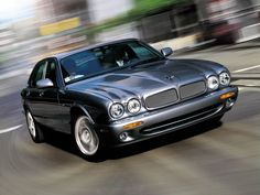 Jaguar XJ 1998-2002