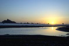 Pebble Beach Sunset by Joseph S Giacalone Purchase Photo Prints. #decor #giftideas