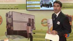 Calderas de biomasa, estufas y calderas industriales de alta potencia de Ferroli Cointra