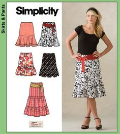 Simplicity 3881 - Recommended by PatternReview.com