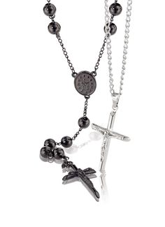 Tsar Rosary and Cross *Prices Valid Until 25 December 2013 Gold Jewelry, Fine Jewelry, Crossed Fingers, December 2013, Lace Wedding, Silver Rings, Jewels, Diamond, Bracelets
