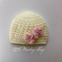 Crochet PATTERN: Hat
